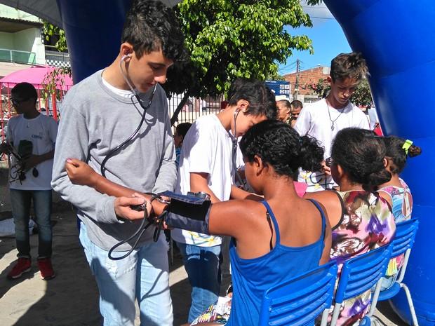 'AB Cidadania' vai ser realizado no Bairro José Carlos de Oliveira (Foto: Divulgação/TVAsaBranca)