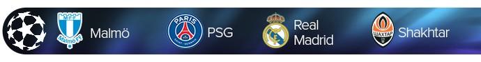 Header Guia Liga Campeões A (Foto: GloboEsporte.com)
