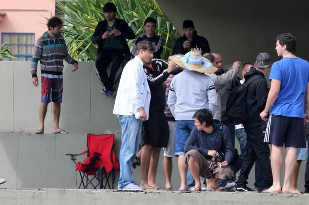 Ashton Kutcher (Foto: André Freitas/AgNews)