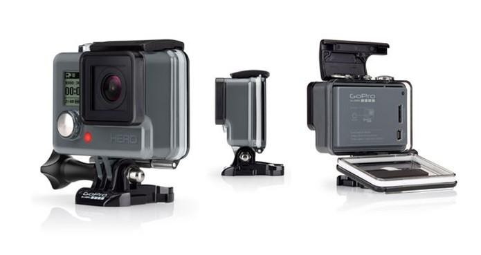 GoPro HERO é a câmera mais barata e indicada para iniciantes (Foto: Divulgação)