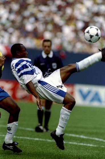 Abedi Pelé (Foto: Getty Images)