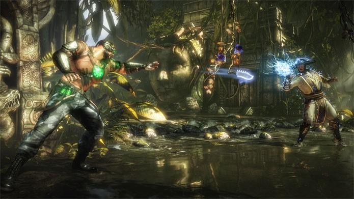 Mortal Kombat X  se passa 25 anos após o anterior (Foto: Divulgação)