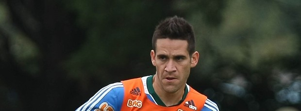 Marcelo Oliveira treino Palmeiras (Foto: Cesar Greco / Ag. Estado)