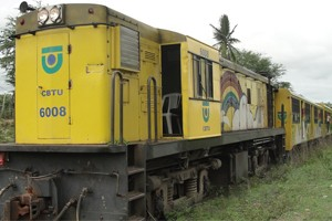 Trem faz viagem bucólica pelo interior da Paraíba (Maurício Melo/G1)