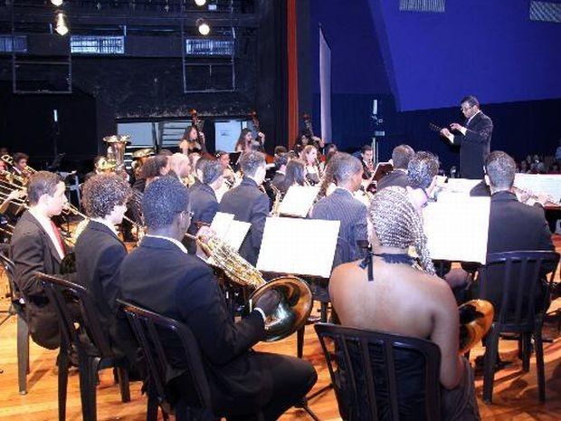 Banda Sinfônica realiza concertos no final de semana  (Foto: Divulgação/ Prefeitura de Bauru)