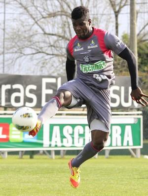 Sandro, zagueiro do Figueirense (Foto: Luiz Henrique, divulgação / FFC)