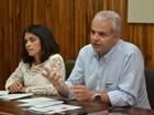 Visando 'choque de transparência', novo reitor da UFJF apresenta equipe
