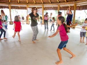 Atividades devem divertir crianças e adultos (Foto: Divulgação/Sesc Santos)