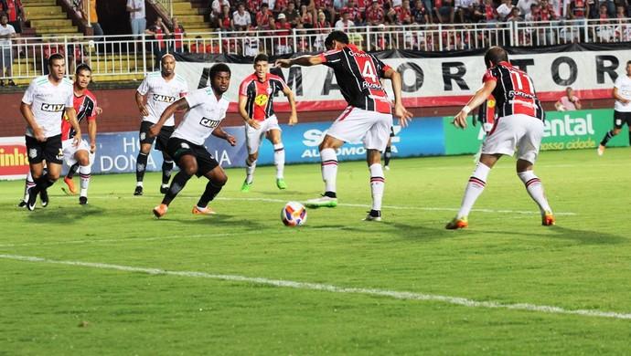 Joinville x Figueirense (Foto: José Carlos Fornér/JEC)