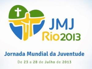 Logo Jornada Mundial da Juventude Rio 2013 (Foto: Divulgação/Arquidiocese do Rio)