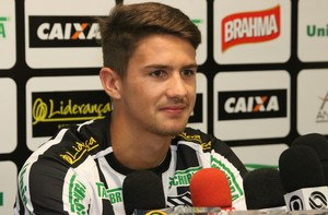 Everaldo Figueirense (Foto: Luiz Henrique/Figueirense FC)