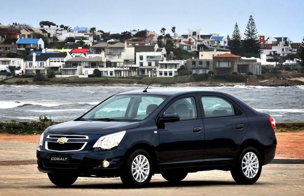 Chevrolet Cobalt 2012 (Foto: General Motors)