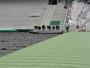 Instalação da grama atrasa, e jogo do Atlético-PR contra o Criciúma é adiado