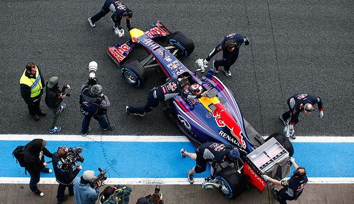 Massa freia empolgação da Williams, elogia Mercedes e vê RBR atrás Vettel_reu_blog