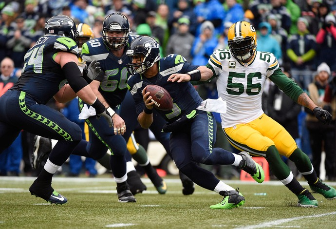 Russell Wilson, NFL, Seahawks (Foto: Reuters)