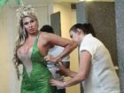 Depois de operação de virgindade, Bismarchi avisa: 'Um mês sem sexo'