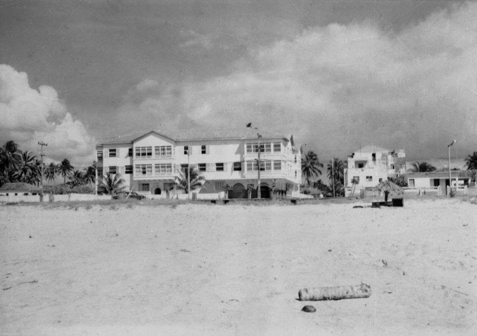 A história do Edifício Oceania, prédio onde foi gravado o filme Aquarius (Foto: Reprodução)