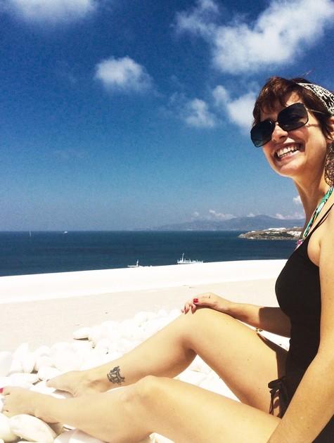 Paloma Duarte (Foto: Arquivo pessoal)