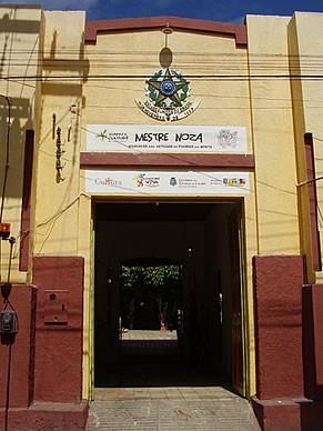 Centro de Cultura Mestre Noza (Foto: Divulgação)