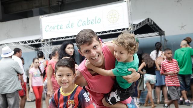 Tribuna Kids 2015 (Foto: Ivan Ferreira)