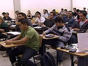 MEC divulgou o novo Censo da Educação Superior (Foto: TV Globo/Reprodução)