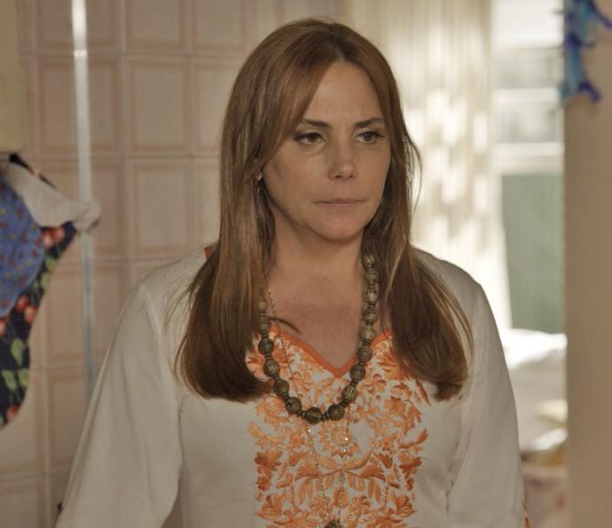 Mileide conta aos filhos que teve mau pressentimento sobre Isabela e Zelito (Foto: TV Globo)