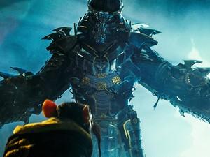 Destruidor é o vilão de 'As Tartarugas Ninja' (Foto: Divulgação/Paramount)