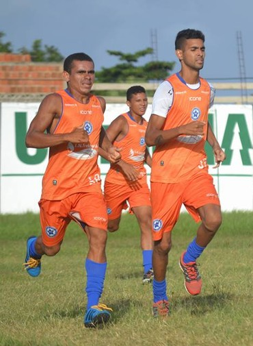 Augusto e Idelvando Parnahyba (Foto: Didupaparazzo)