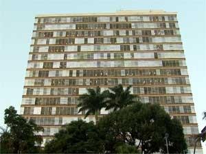 Palácio dos Jequitibás, prédio da Prefeitura de Campinas (Foto: Reprodução EPTV)