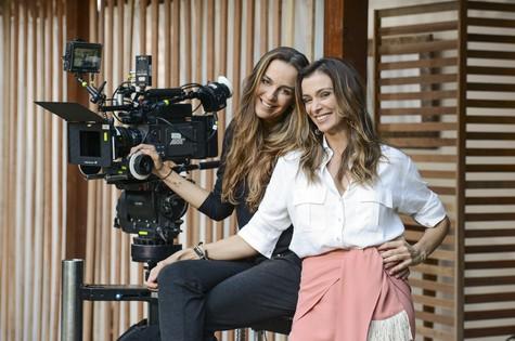 As irmãs Susana Garcia e Mônica Martelli (Foto: Arquivo pessoal)