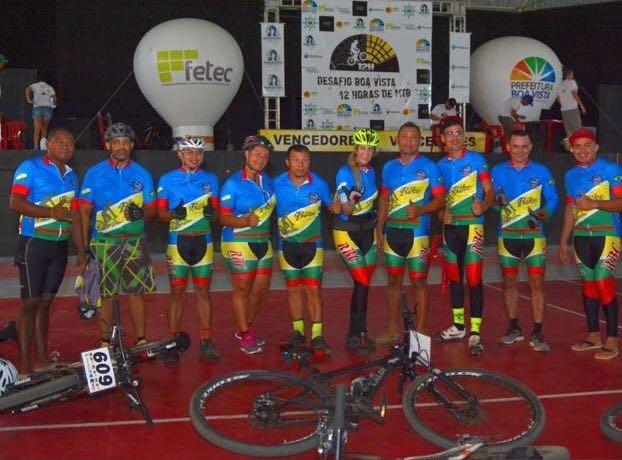 Grupo de Roraima que irá compor a missão; alguns ainda estão a confirmar a ida ao desafio (Foto: imagem/Divulgação)