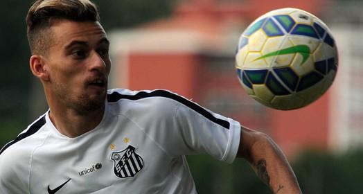 sem papo (Ivan Storti / Divulgação Santos FC)