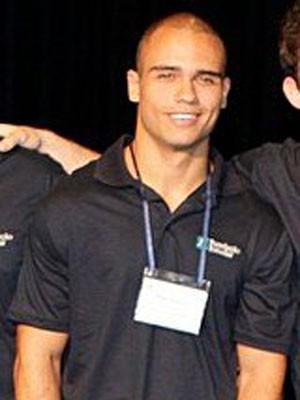 Walter Nogueira, estudante do ITA que criou o app 'Voto x Veto', espécie de 'Tinder de candidatos'. (Foto: Divulgação/Arquivo Pessoal)