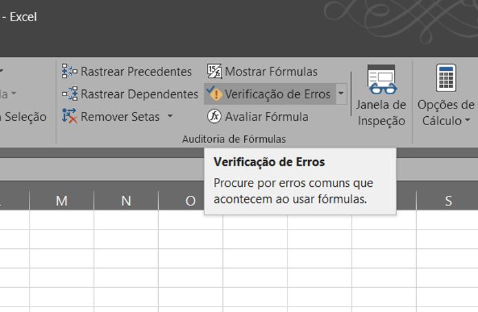 Use a verificação de erros para corrigir problemas comuns de forma automática (Foto: Reprodução/Filipe Garrett)