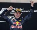 Aos 18, Verstappen choca a F-1