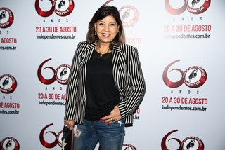 Roberta Miranda prestigia a festa (Foto: Manuela Scarpa/Photo Rio News)