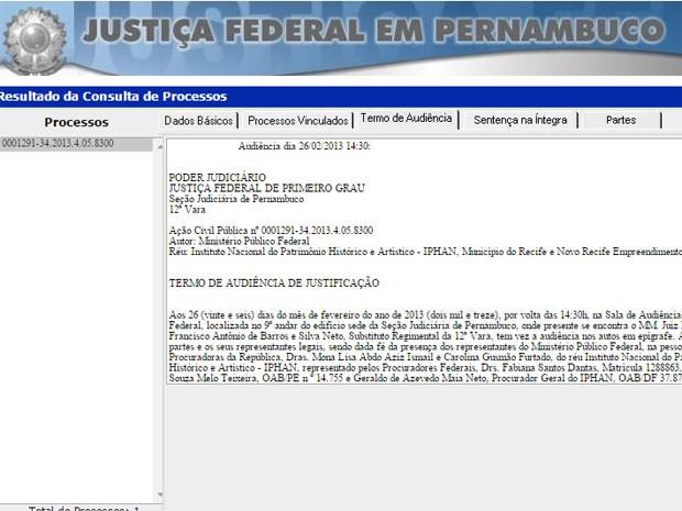 Ainda cabe recurso à decisão da Justiça que anula o leilão do terreno, ocorrido em 2008 (Foto: Reprodução)