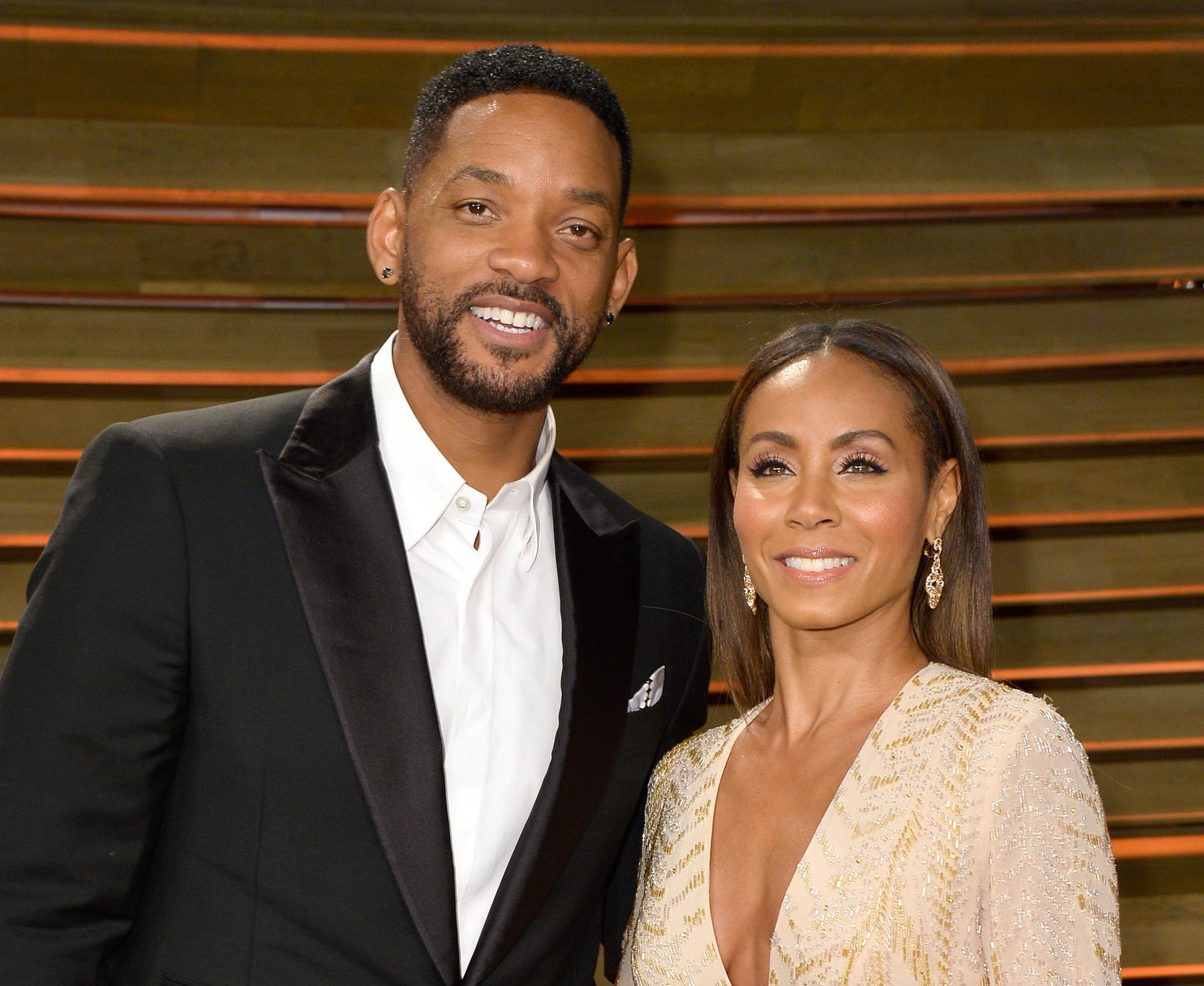 how did wil and jada meet