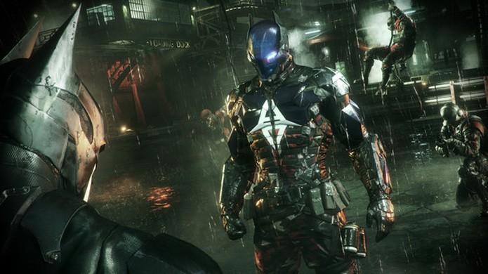 Batman: Arkham Knight exige um pouco de potência em sua versão para PC (Foto: Reprodução/Steam)