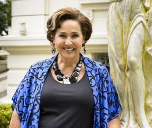 Claudia Jimenezes   Divulgação/TV Globo