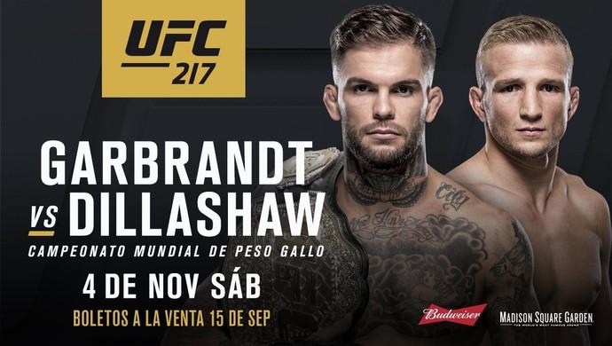 Cody Garbrandt x TJ Dillashaw (Foto: Twitter / UFC)