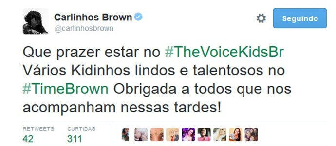 Carlinhos Brown (Foto: gshow)