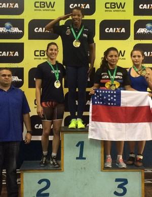 Joice Silva é campeão brasileira pela 14ª vez (Foto: Reprodução/Facebook)