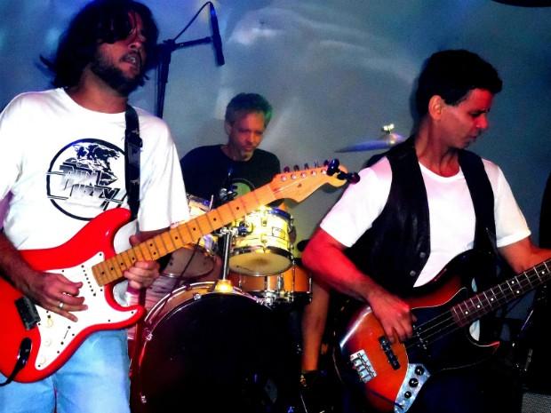Banda Água Suja se apresenta nesta quarta, no Rio Vermelho (Foto: Ângela Cristina/Divulgação)