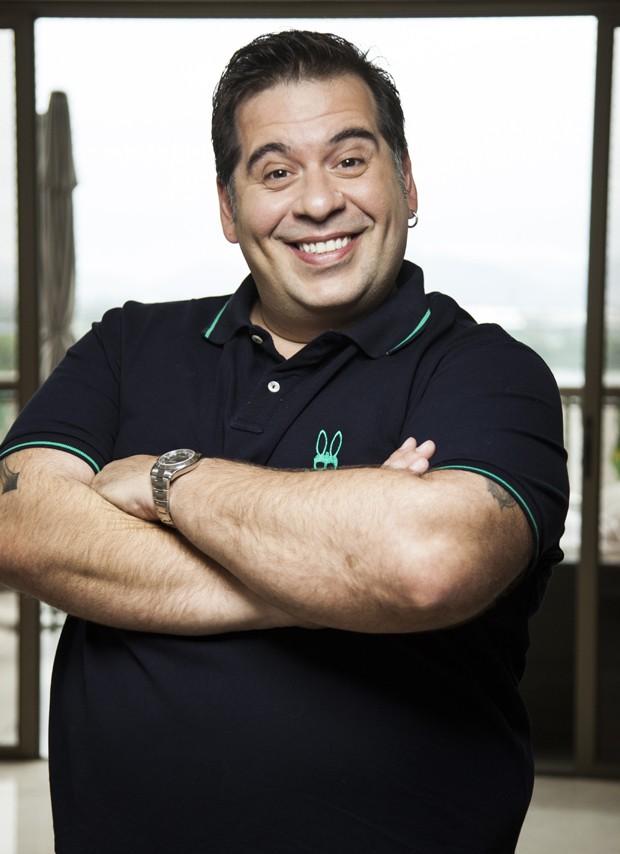 Leandro Hassum (Foto: Marcelo Corrêa/Ed. Globo)