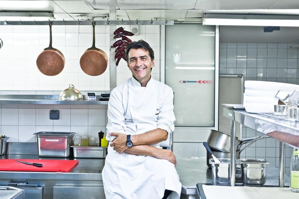 O chef  (Foto: Divulgação)