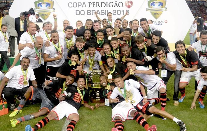 Flamengo campeão Copa do Brasil  (Foto: André Durão / Globoesporte.com)