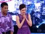 'Dança dos Famosos': Sophia Abrahão é elogiada por Sérgio Malheiros