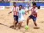 Paraguai faz valer favoritismo e bate a Argentina na estreia do Sul-Americano