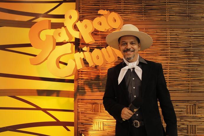 Neto Fagundes escreve semanalmente no site do Galpão Crioulo. (Foto: Daniel Bittencourt/RBS TV)
